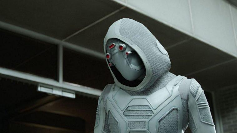 Homem-Formiga e a Vespa | Fantasma aparece em novas fotos