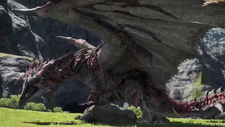 Crossover entre Final Fantasy XIV e Monster Hunter World é anunciado; veja o trailer!