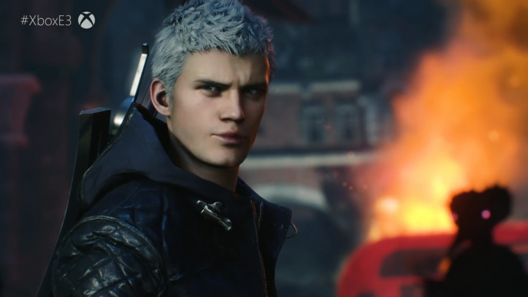Dante retorna! Devil May Cry 5 é anunciado com Nero!