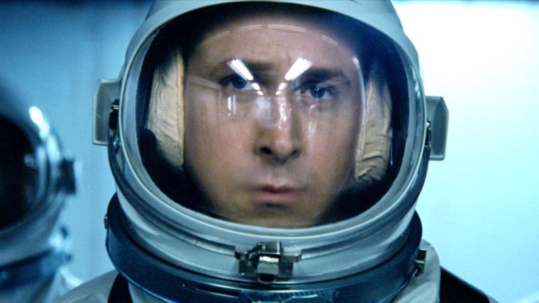Ryan Gosling vive Neil Armstrong no trailer de First Man