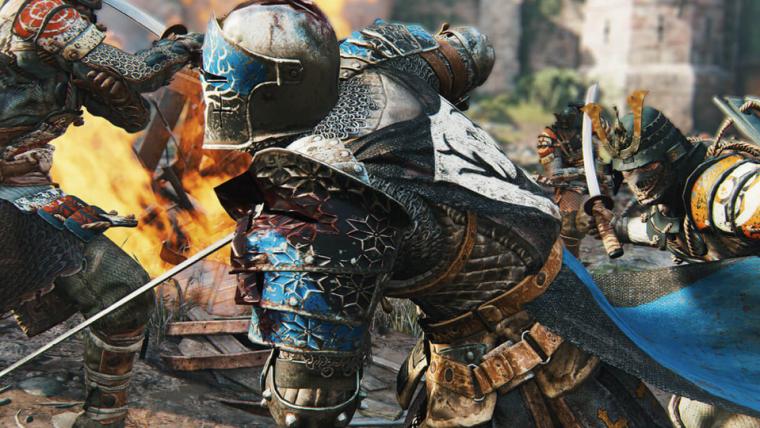 For Honor está disponível de graça para PC