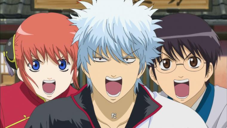 Gintama | Novo anime ganha data de estreia