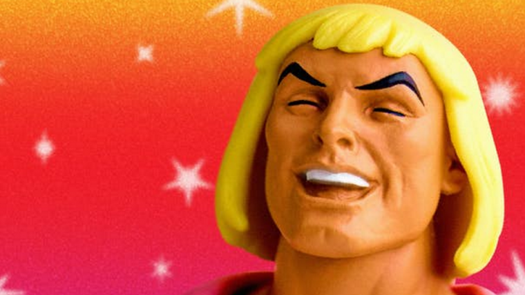 HEYYEYAAEYA! Meme do He-Man é eternizado em action figure