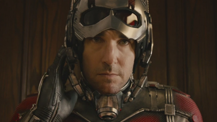 Paul Rudd não sabe se Homem-Formiga terá um terceiro filme