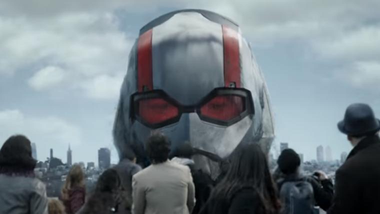 Novo teaser de Homem-Formiga e A Vespa mostra que quanto maior o herói, maior a zoeira