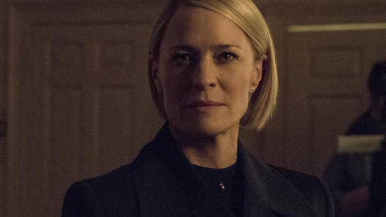Claire Underwood é destaque nas primeiras imagens da última temporada de House of Cards