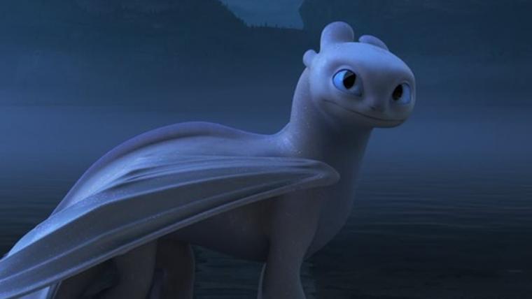 O amor está no ar (entre dragões) nas primeiras fotos de Como Treinar o Seu Dragão 3