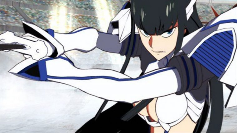 Kill la Kill | Primeiras imagens do jogo mostram combate entre Ryuko e Satsuki