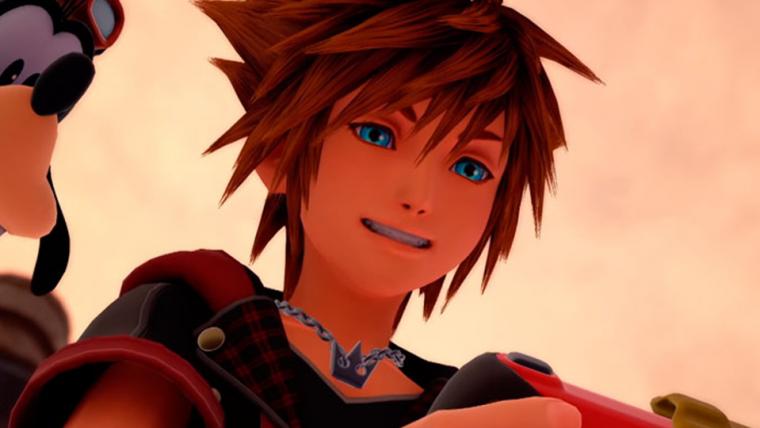 Kingdom Hearts não tem história simples e direta por causa do criador de Final Fantasy
