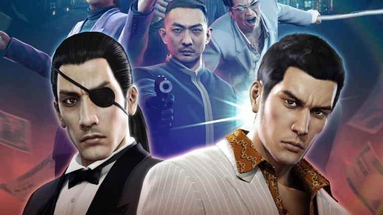 Jogos da série Yakuza serão lançados no PC