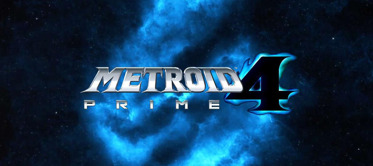 Nintendo explica ausência de Metroid Prime 4 na E3 2018