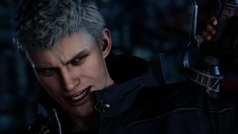 Nero e Nico aparecem em novas imagens oficiais de Devil May Cry 5