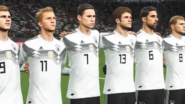 Grupo de fãs criam modo não-oficial da Copa do Mundo para PES 2018