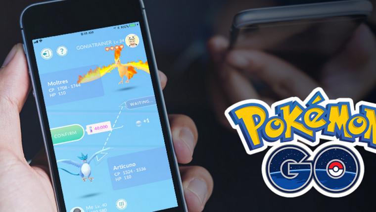 Pokémon GO | Novas funções de troca, presentes e amigos começam a ser liberadas
