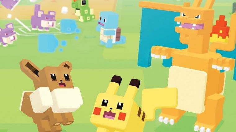 Pokémon Quest ultrapassa 1 milhão de downloads e ganha linha de produtos