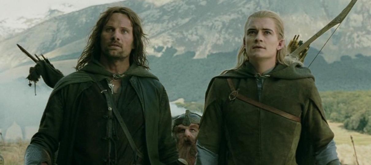 Chefe do Amazon Studios diz que série de O Senhor dos Anéis terá