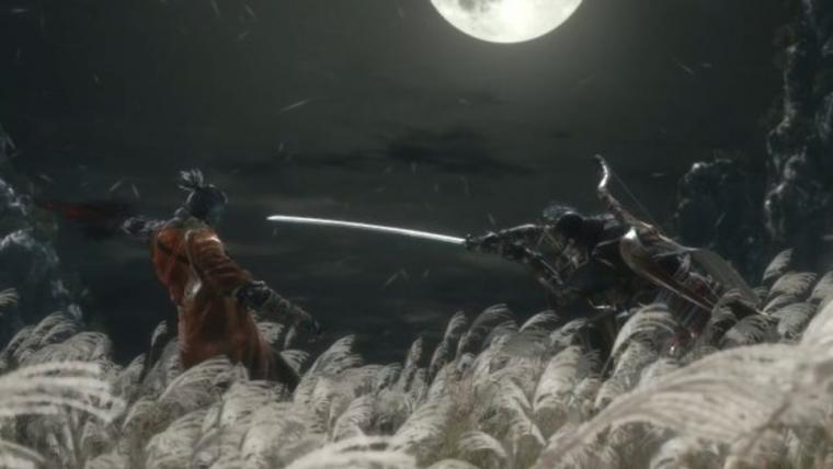 Sekiro: Shadows Die Twice, o novo jogo da From Software, ganha trailer intenso; assista
