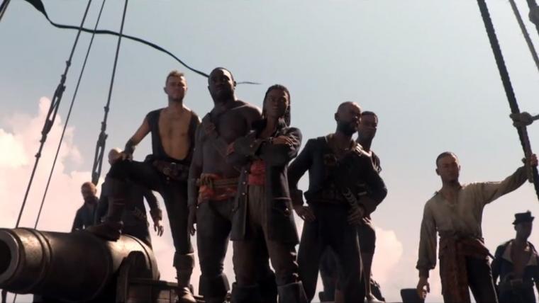 Conquiste os mares com o novo trailer de Skull and Bones