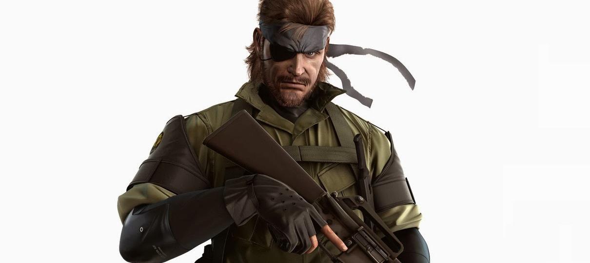 Super Smash Bros. pode ter Solid Snake e personagem de Minecraft [RUMOR]