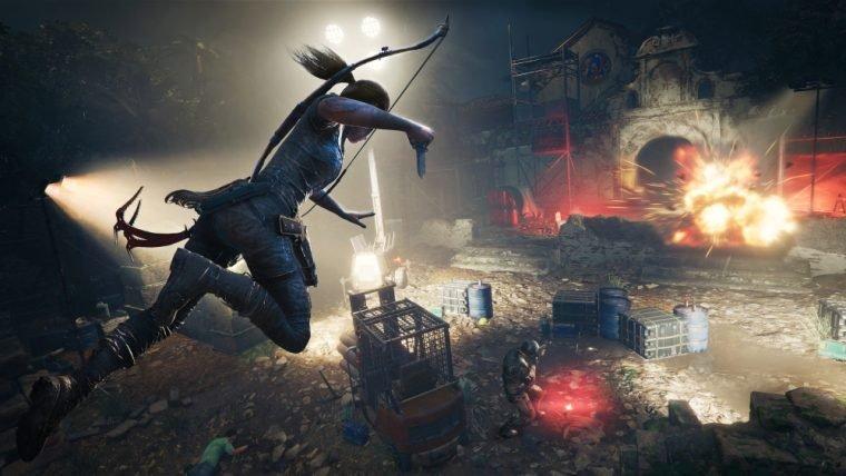Lara Croft chega com tudo em novo trailer de Shadow of the Tomb Raider