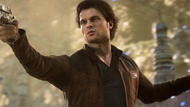 Star Wars Battlefront II terá novo conteúdo inspirado em Han Solo: Uma História Star Wars