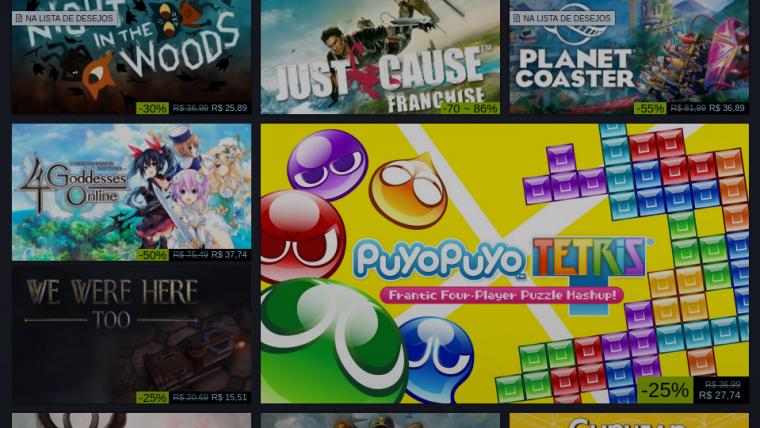 Steam permite que os jogadores vejam quanto gastaram na plataforma