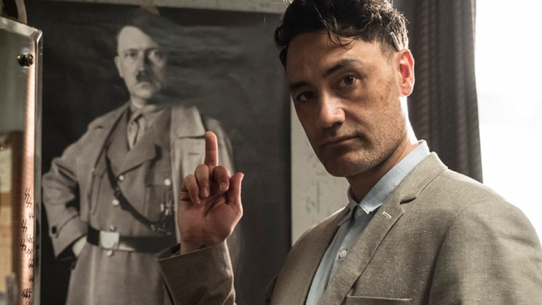 Taika Waititi inicia as filmagens de Jojo Rabbit, sua sátira com o nazismo