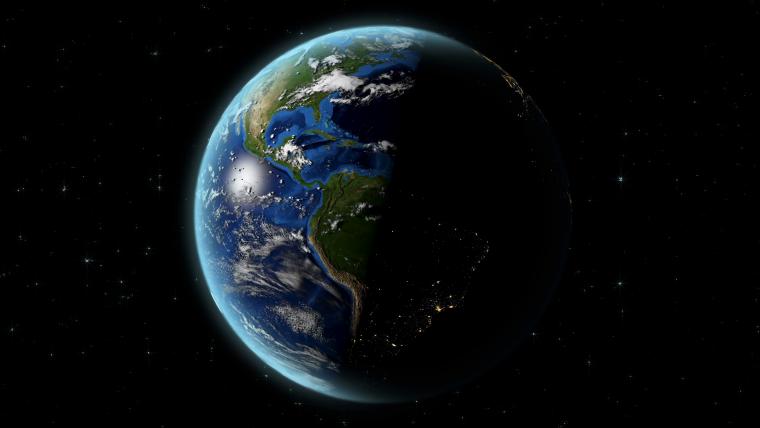 Há alguns bilhões de anos, os dias na Terra eram mais curtos