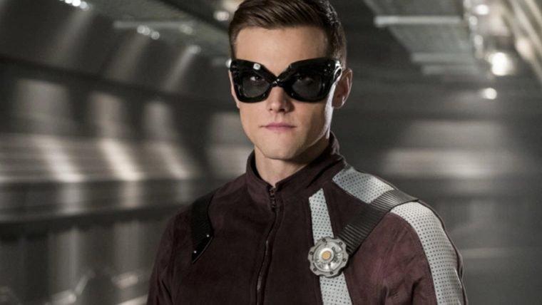 The Flash | Hartley Sawyer, o Homem Elástico, é promovido para elenco regular da série