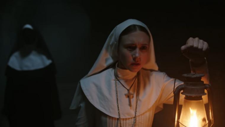 A Freira | Reze pela sua alma com o primeiro trailer do spin-off de Invocação do Mal