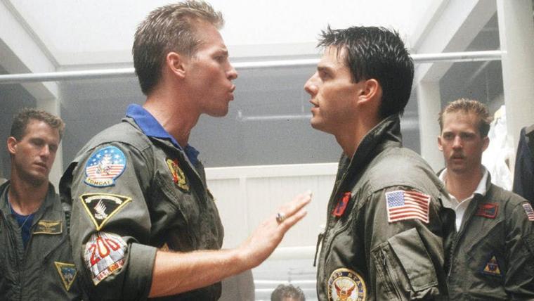 Val Kilmer vai retornar para Top Gun: Maverick