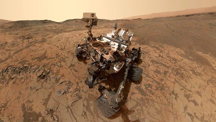 Matéria orgânica foi encontrada em Marte, afirma Nasa