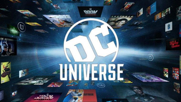 DC revela detalhes de seu serviço de streaming, o DC Universe