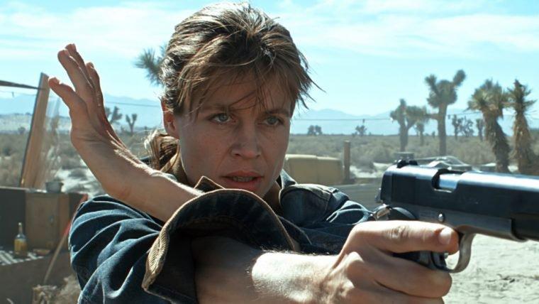 O Exterminador do Futuro | Visual de Linda Hamilton no filme pode ter sido revelado