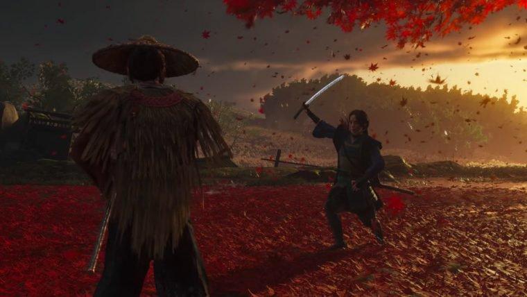 Sucker Punch detalha jogabilidade e mecânicas de Ghost of Tsushima [Entrevista]