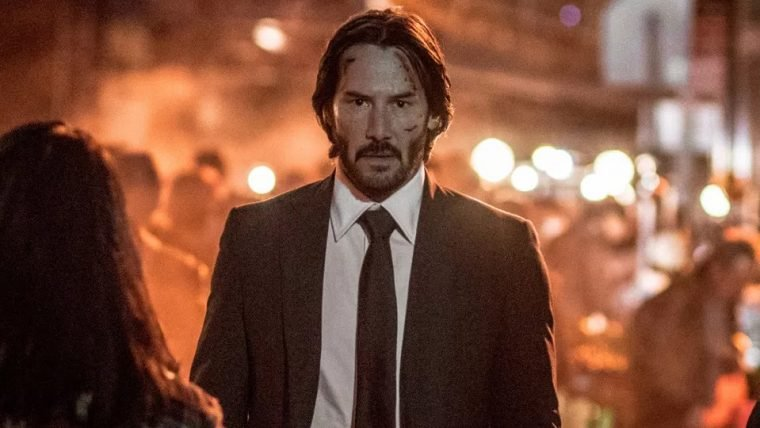 John Wick: Chapter 3 | Keanu Reeves é mortal na nova imagem dos bastidores