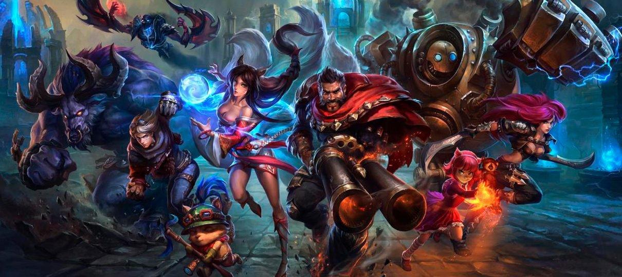 Jogador chinês é o primeiro a atingir o nível 1000 em League of Legends
