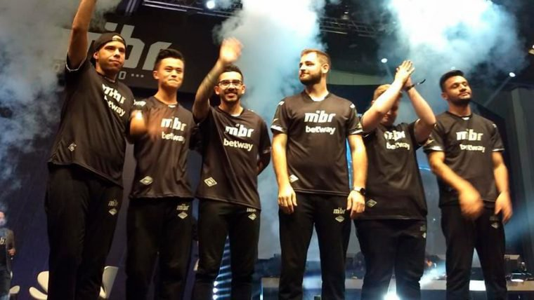 CS:GO | mibr revela seus jogadores
