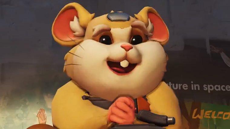 Overwatch | Teaser revela que o novo herói é… um hamster!