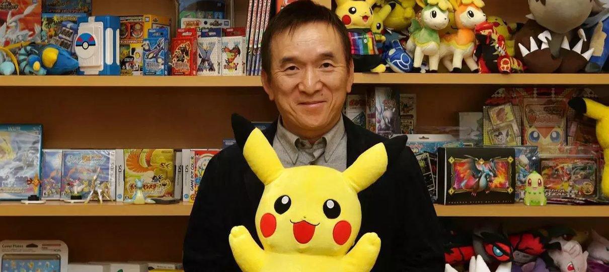 RPG da oitava geração agradará fãs antigos da franquia, diz presidente da Pokémon Company