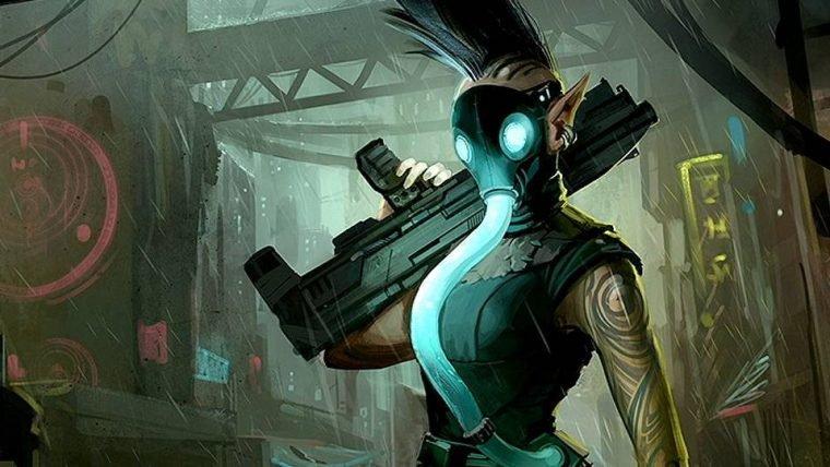 Shadowrun Returns Deluxe está de graça no PC!