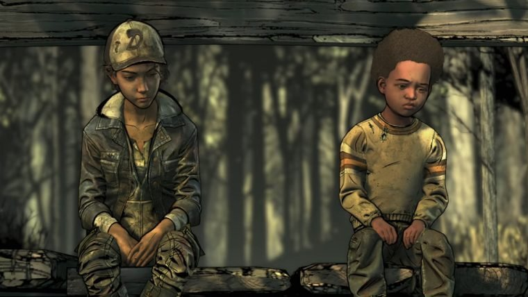 Telltale divulga primeiro teaser trailer de The Walking Dead: The Final Season
