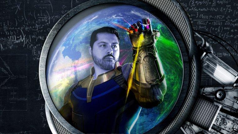 Porque a história do Thanos não faz sentido