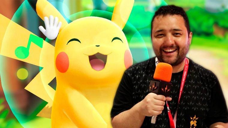 Temos que pegar o hype na demo de Pokémon: Let's Go!