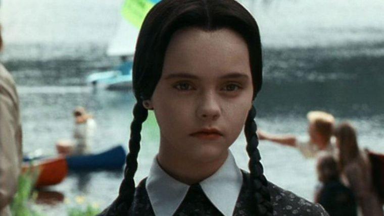 A Família Addams | Christina Ricci diz que voltaria para a franquia a qualquer momento