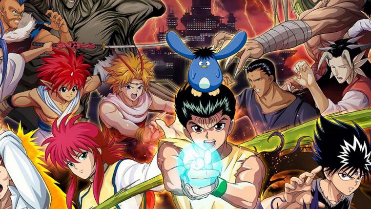 Yu Yu Hakusho | Capa do primeiro arco em Blu-ray é revelada