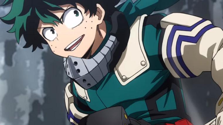 My Hero Academia | Anime ganha novo teaser