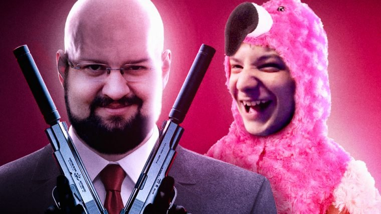 Hitman 2 - The Flamingo