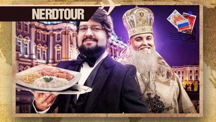 Palácios e Strogonoff | Nerdtour Rússia