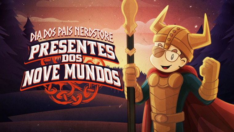 Os Nove Reinos estão em festa!